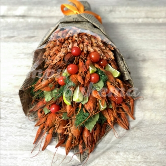 buket-iz-rakov-krevetok-i-tomatov
